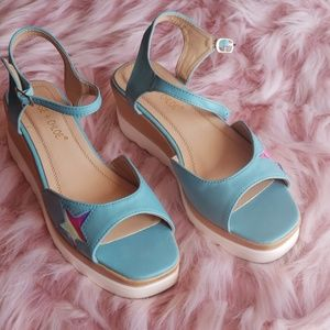 Chase & chloe sandals